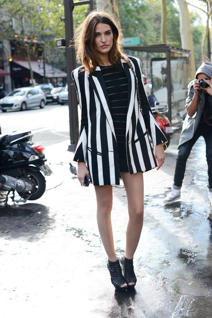 Paris fashion week street style spring 2013 8
