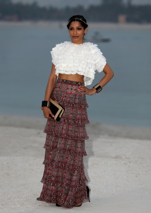 Chanel Cruise 2014/2015 Collection - Photocall