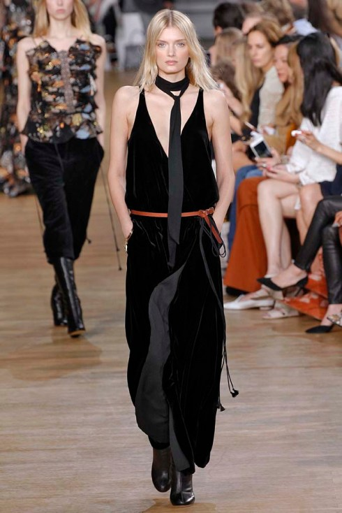 Chloe Paris RTW Fall Winter 2015 March 2015