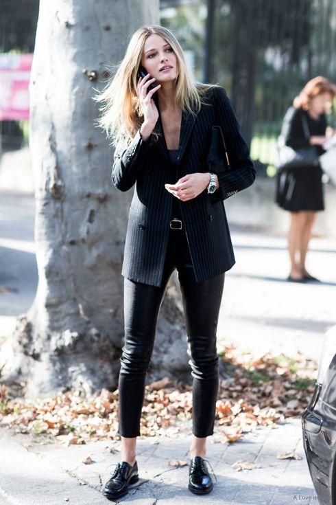 Paris Fashionweek ss2015 day 4, Isabel Marant, edita vilkeviciute